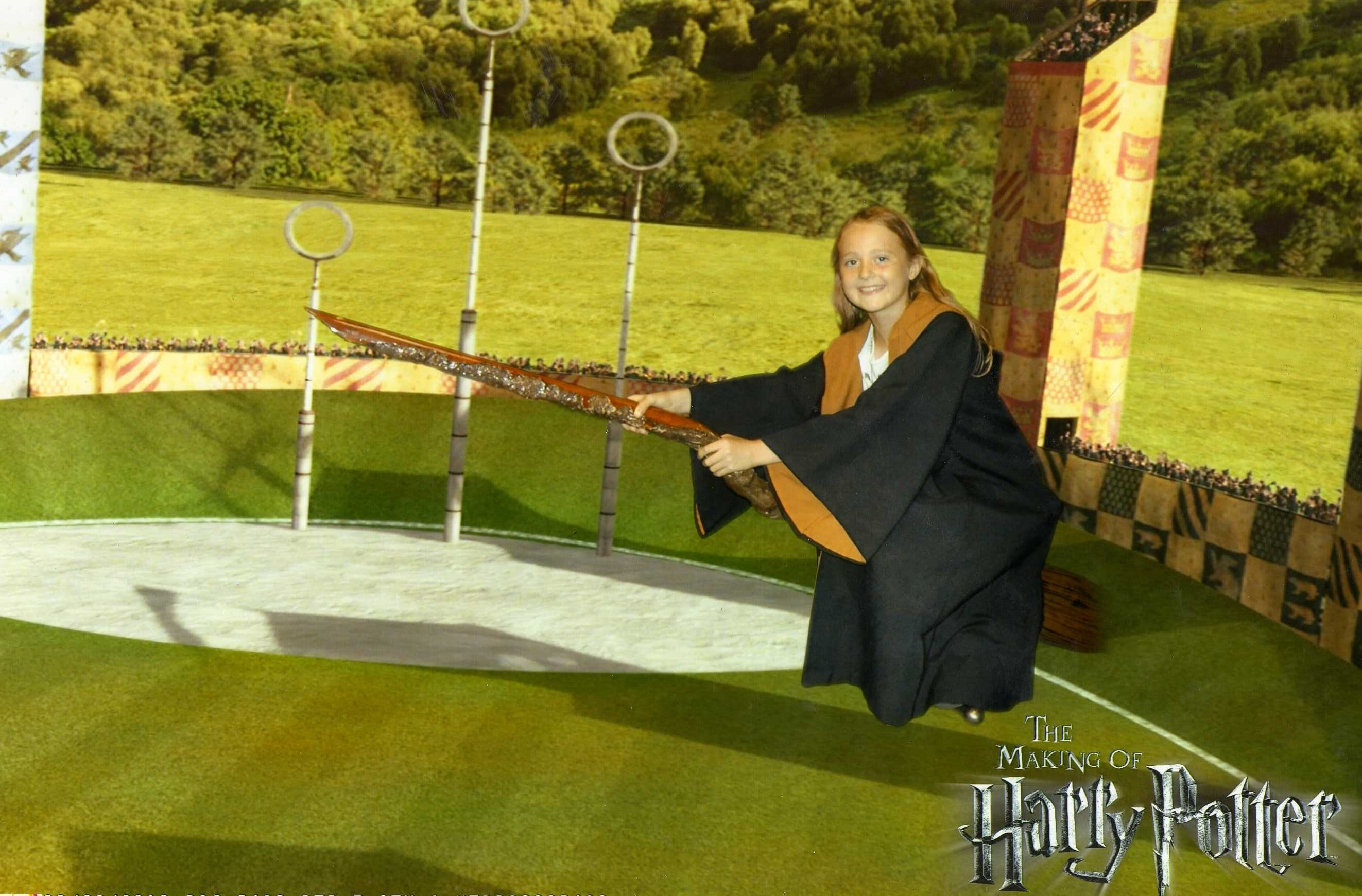 Quidditch Pitch Movie The gallery for -->...
