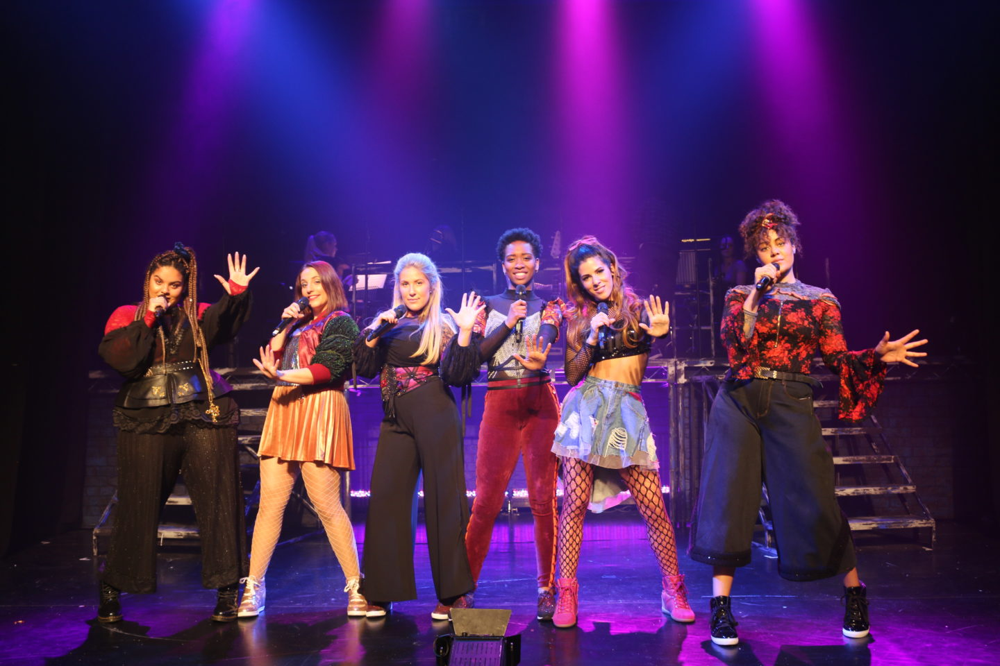 Six Musical line up