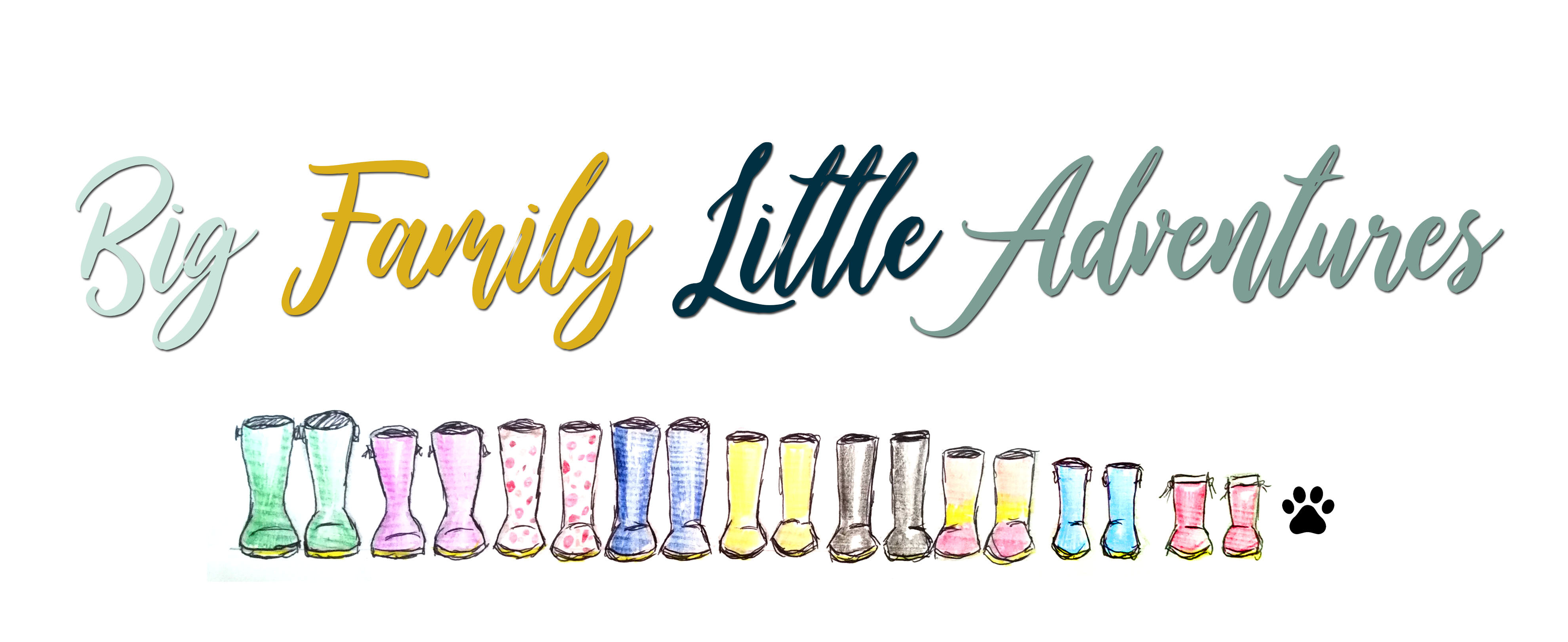 Big Family Little Adventures