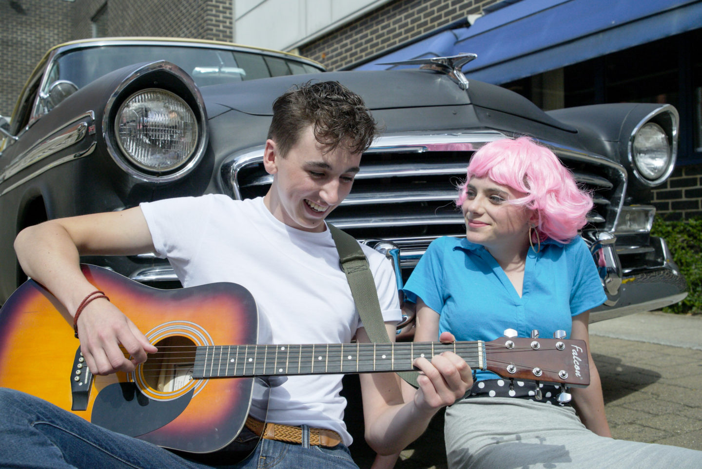 Grease Musical by Norwich Youth Company