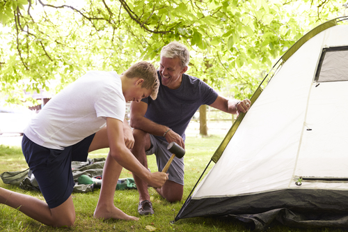 Camping Trips With Your Kids