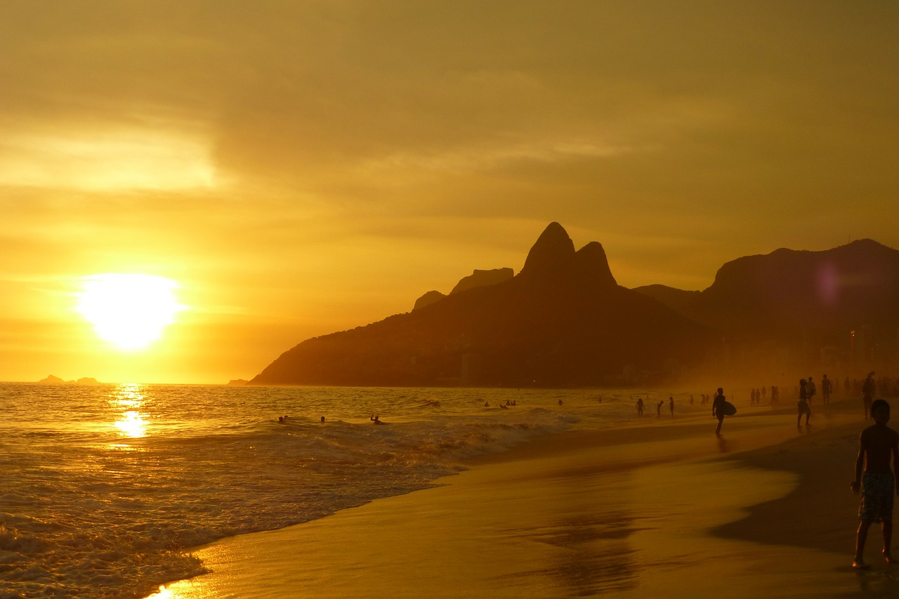The Best Winter Cruise Destinations Rio De Janeiro
