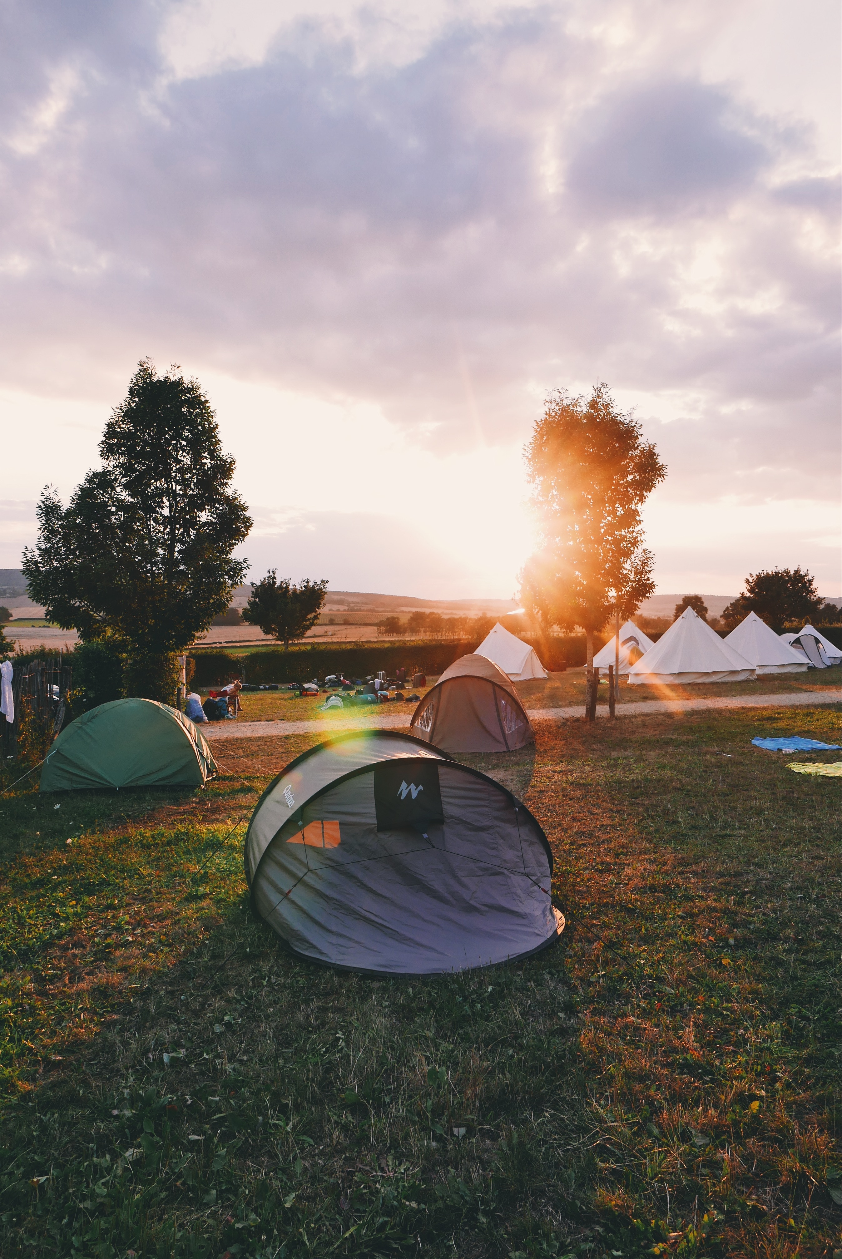 Top 10 tips for first-time campers