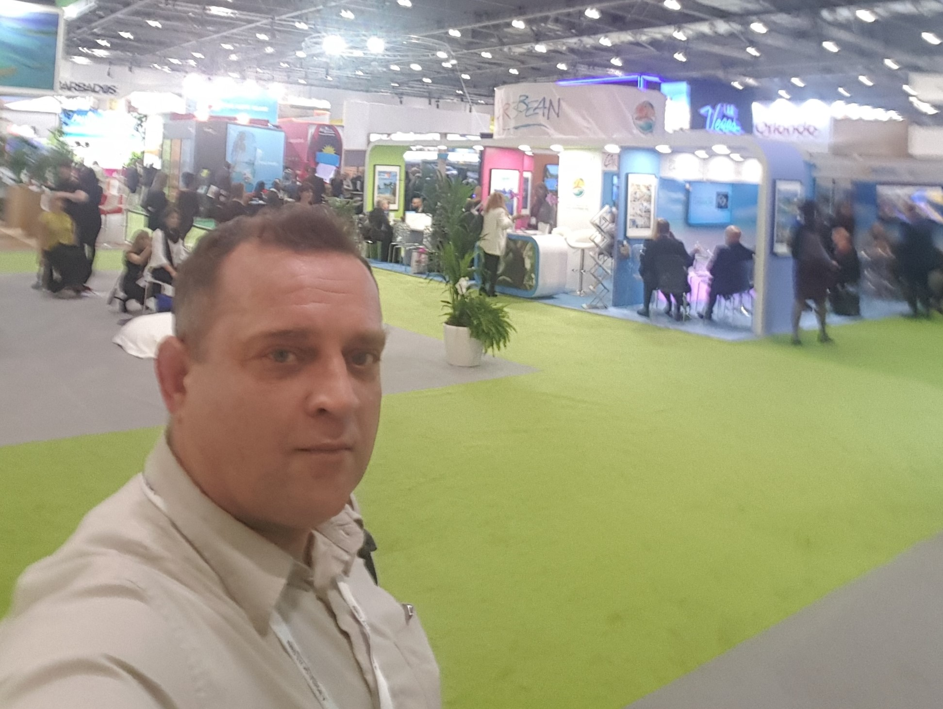 discovering large family holiday destinations at WTM