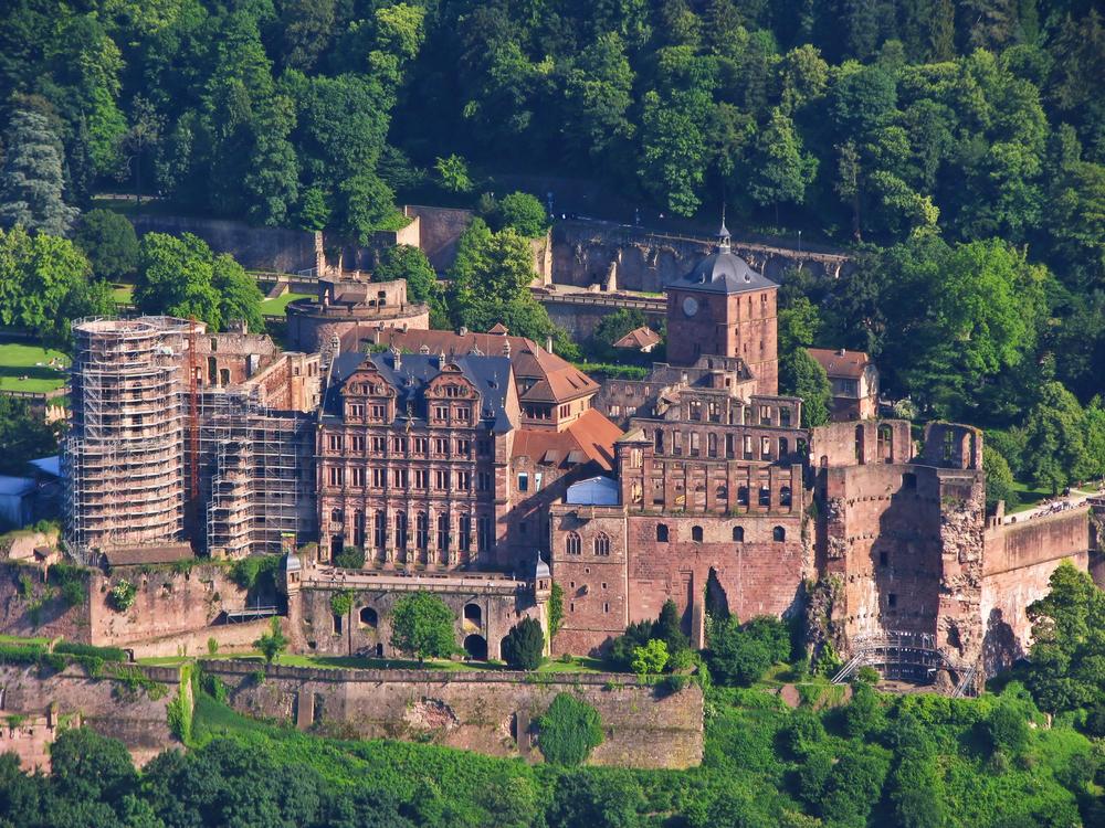 castles to visit in Germany Heidelberg Castle