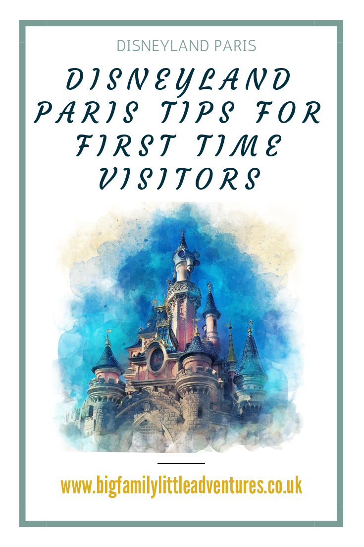 Are you considering taking your children to Disneyland Paris, if you haven't visited before, check out these Disneyland Paris Tips For First Time Visitors