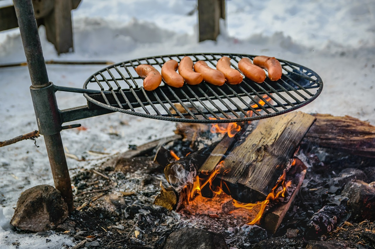 benefits of winter camping
