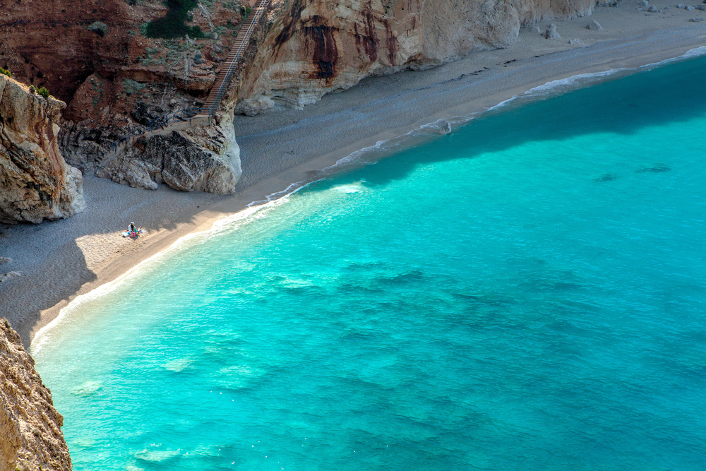 15 insanely beautiful beaches in Greece