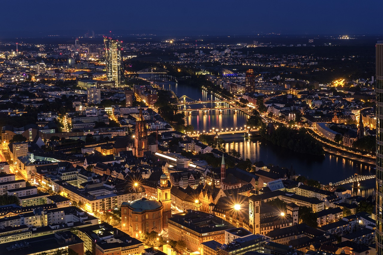 Germany at Night