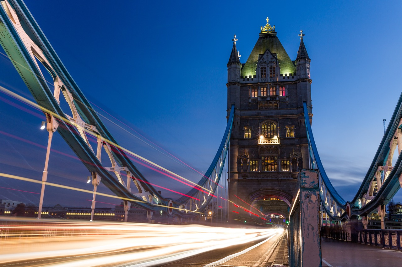 UK road trips are great for exploring the capital