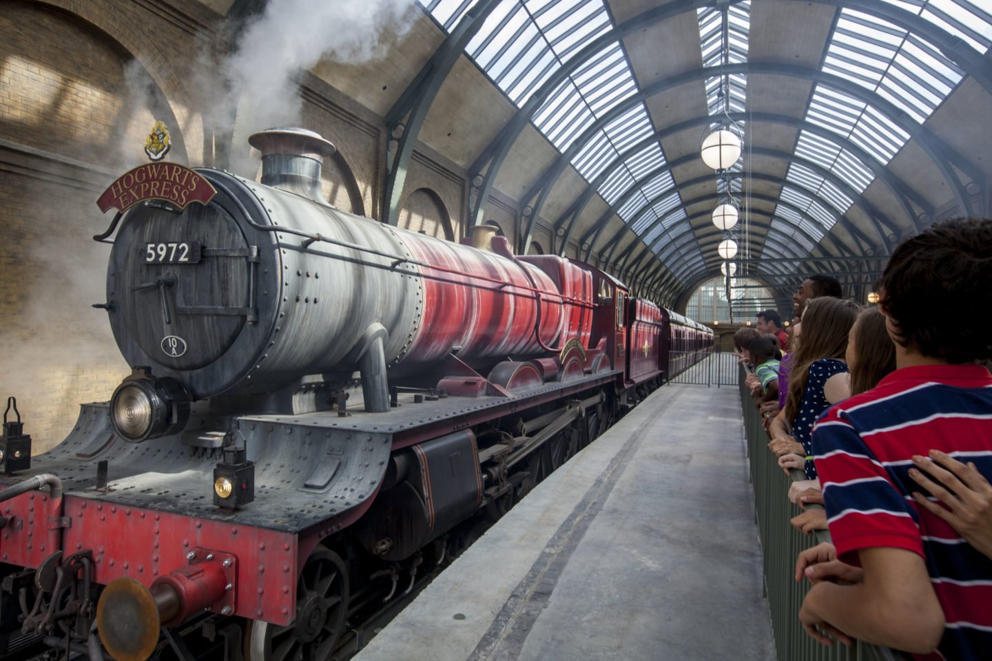 Can't Miss Attractions at Universal Studios Hogwarts Express