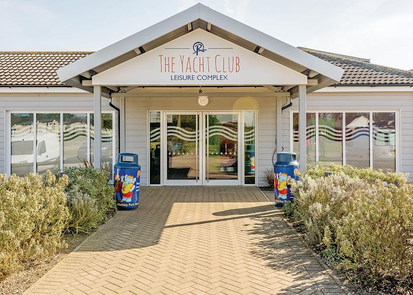 Hemsby Beach Holiday Park one of the holiday parks near Great Yarmouth