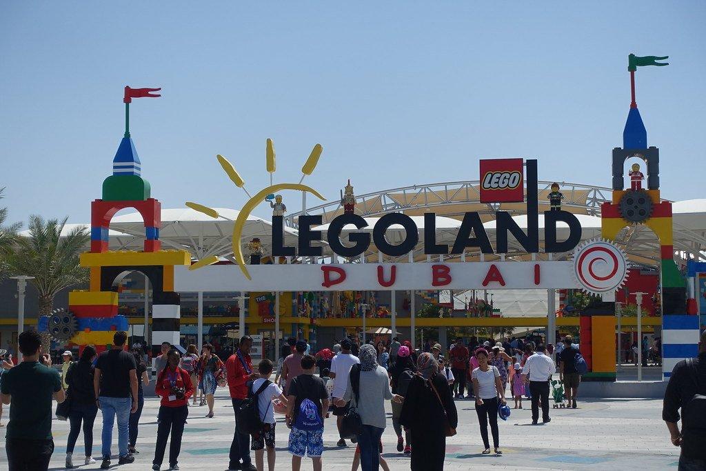 Best Kids Friendly Theme Parks in Dubai Legoland Dubai