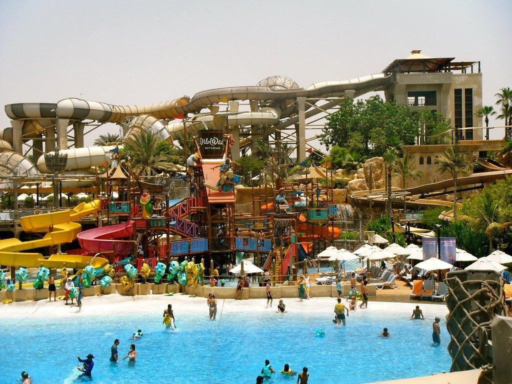 Best Kids Friendly Theme Parks in Dubai Wild Wadi Water Park