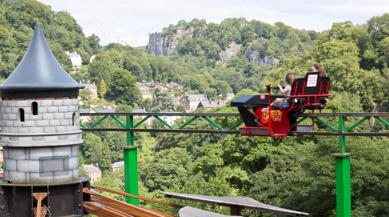 Gullivers Kingdom Matlock Bath Nearest Hotels To UK Theme Parks