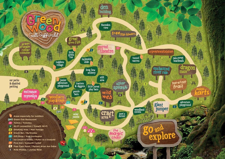Greenwood Family Park Nearest Hotels To UK Theme Parks