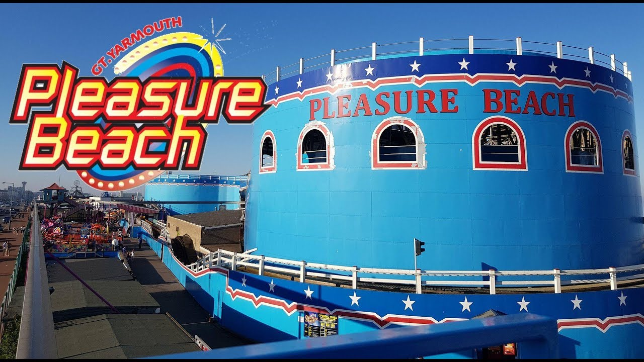 Great Yarmouth Pleasure Beach Nearest Hotels To UK Theme Parks