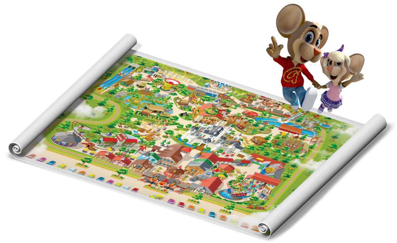 Gullivers Land Milton Keynes Nearest Hotels To UK Theme Parks