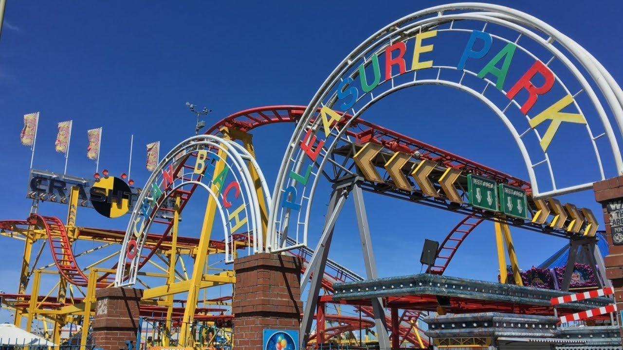 Ocean Beach Pleasure Park Nearest Hotels To UK Theme Parks