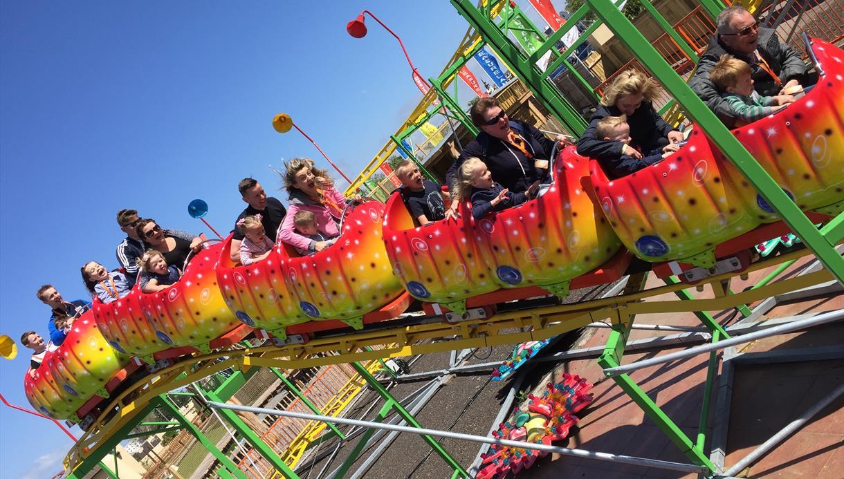 Southport Pleasureland Nearest Hotels To UK Theme Parks