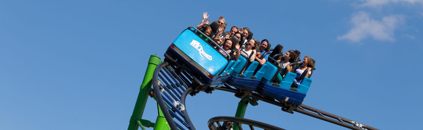 Wicksteed Park Nearest Hotels To UK Theme Parks