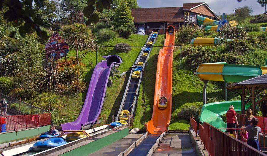 Woodlands Family Theme Park Nearest Hotels To UK Theme Parks
