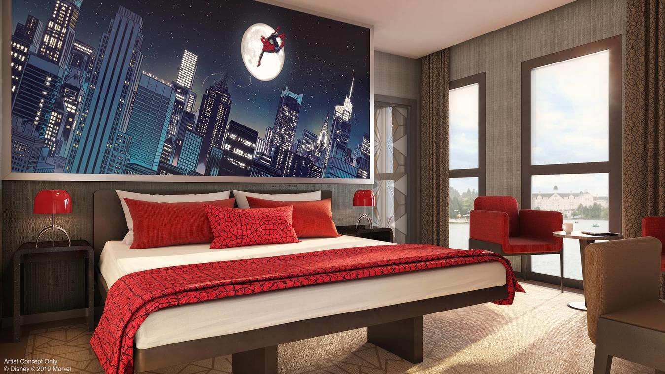 Disneyland Paris Reopening News - New Marvel hotel opening soon