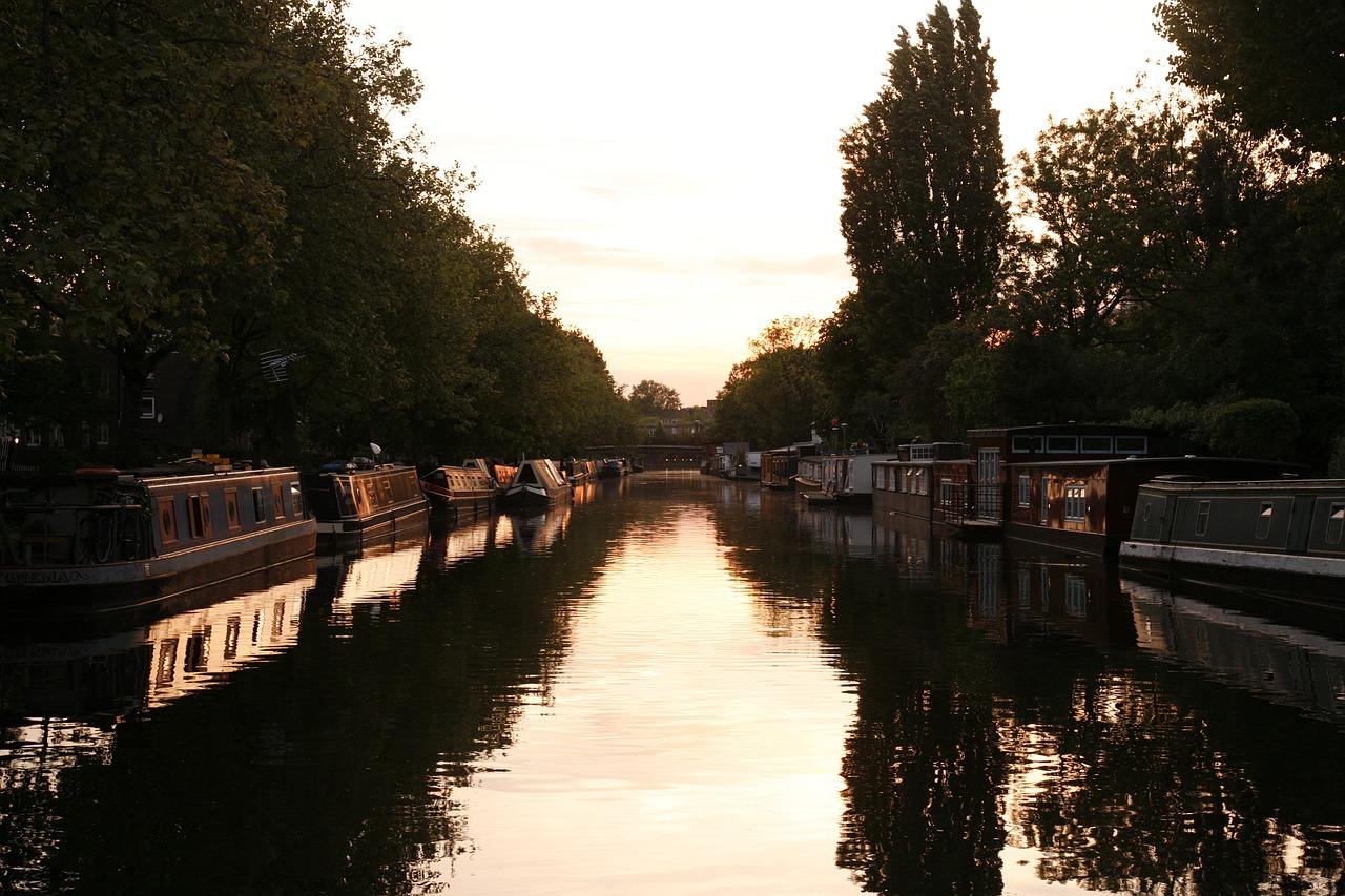Little Vencice one of 4 Amazing Hidden Tourist Spots in London