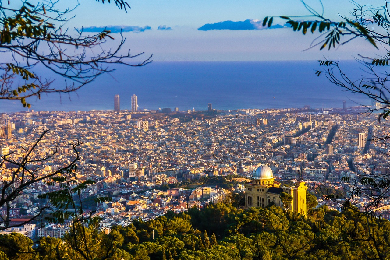 Best Romantic getaways in Europe - Barcelona