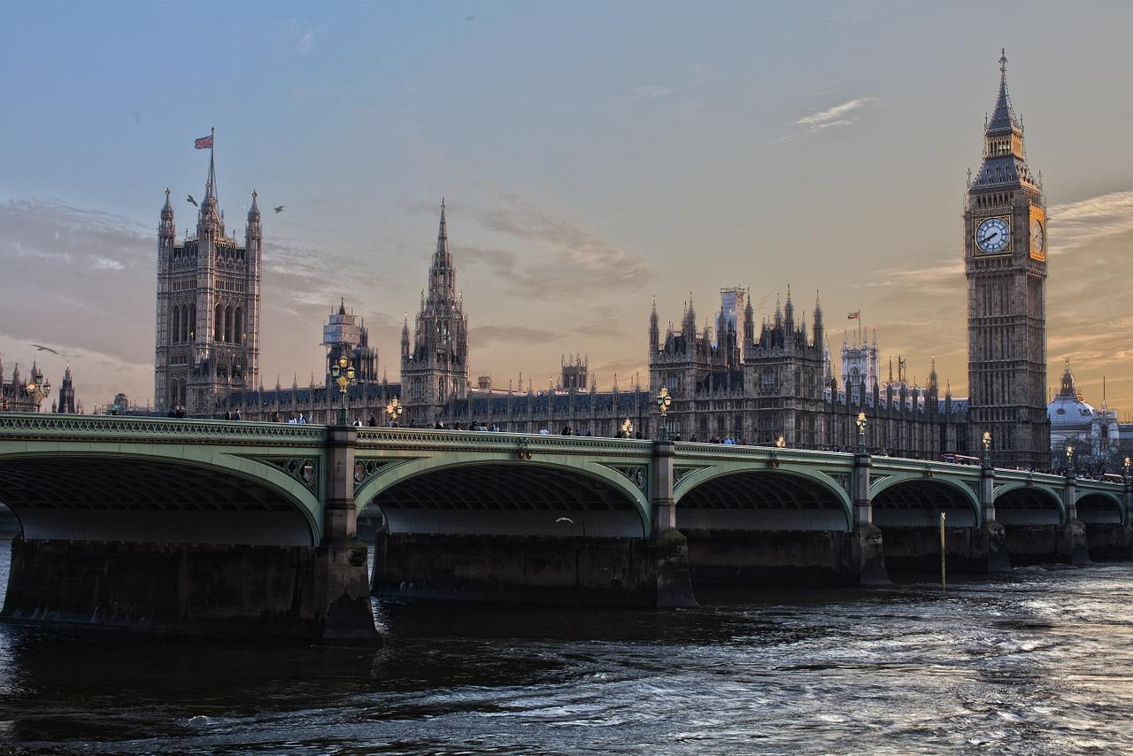 Best Romantic getaways in Europe - London