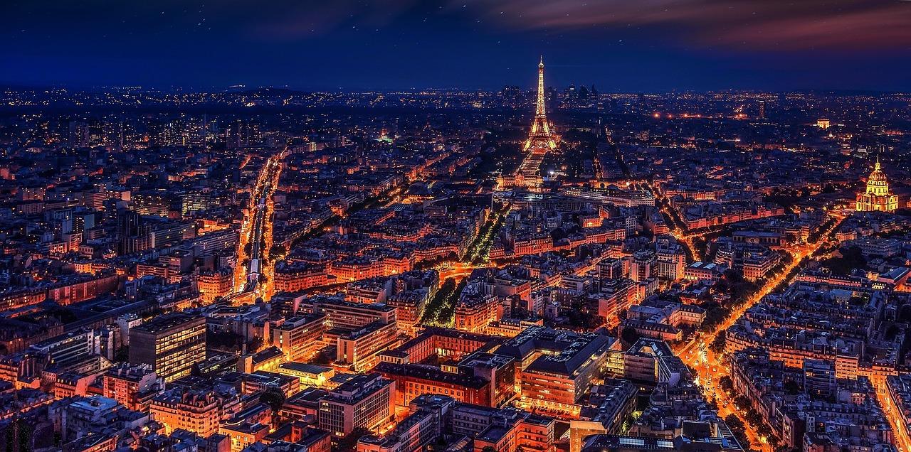 Best Romantic getaways in Europe - Paris