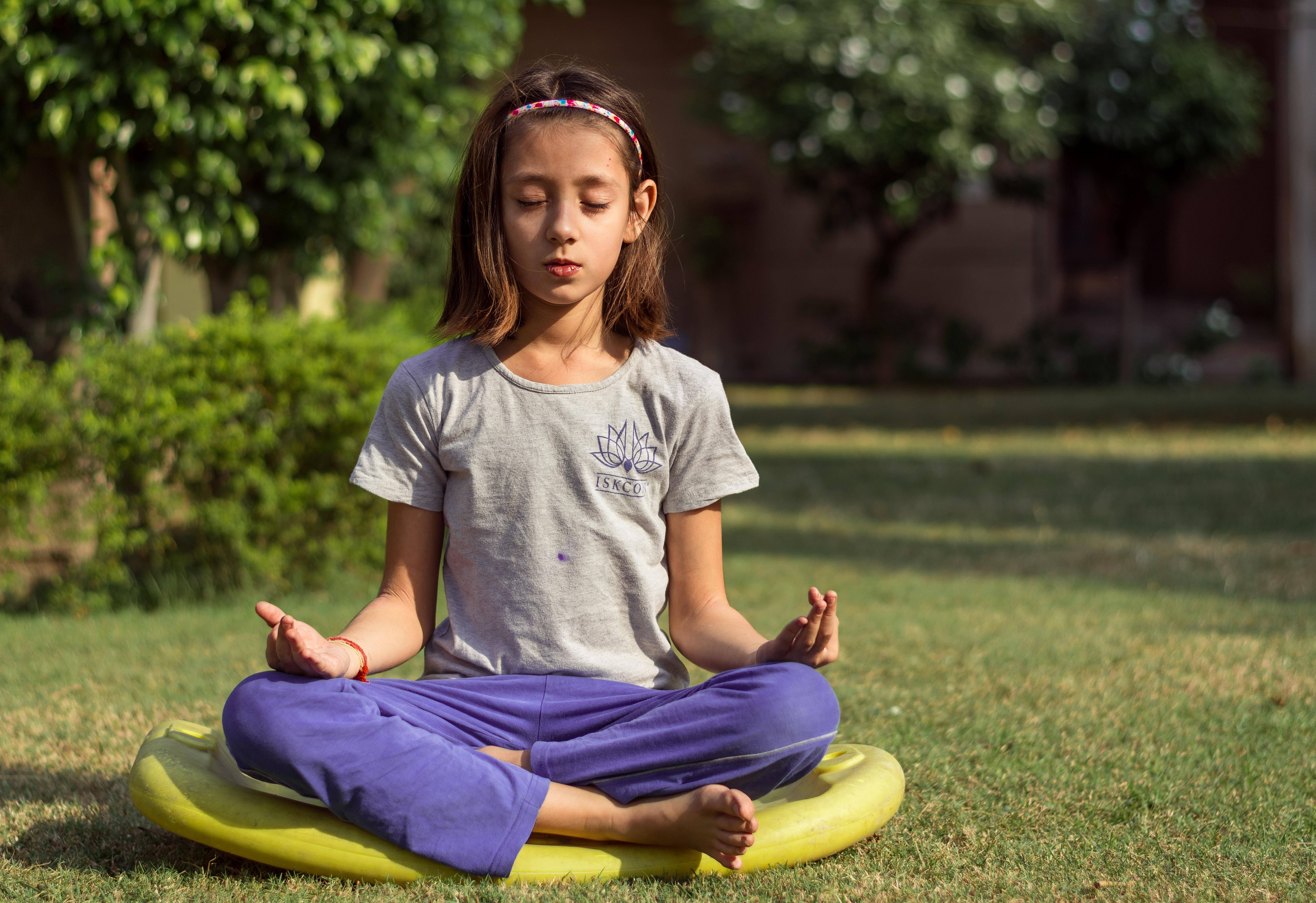 yoga holidays are great for kids as well as adults