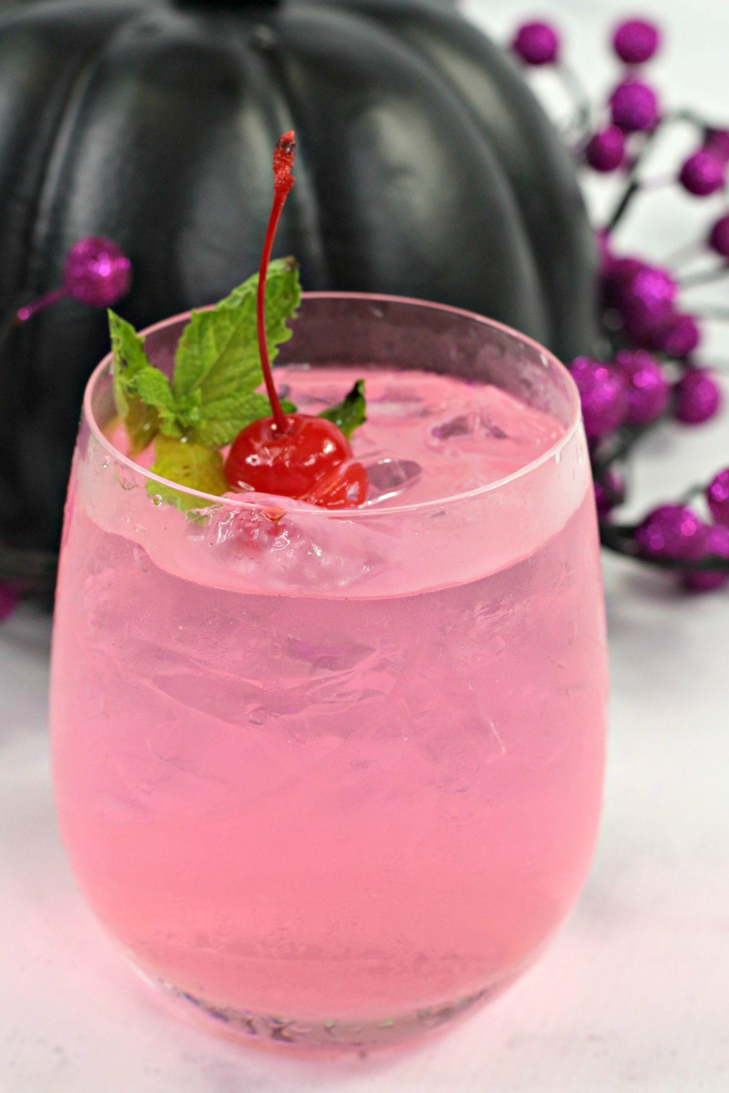 Sleeping Beauty Cocktail