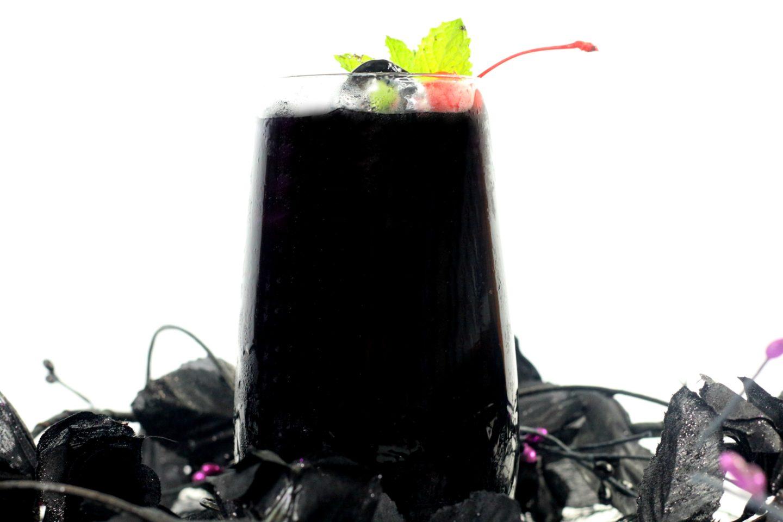 Maleficent Raven Cocktail