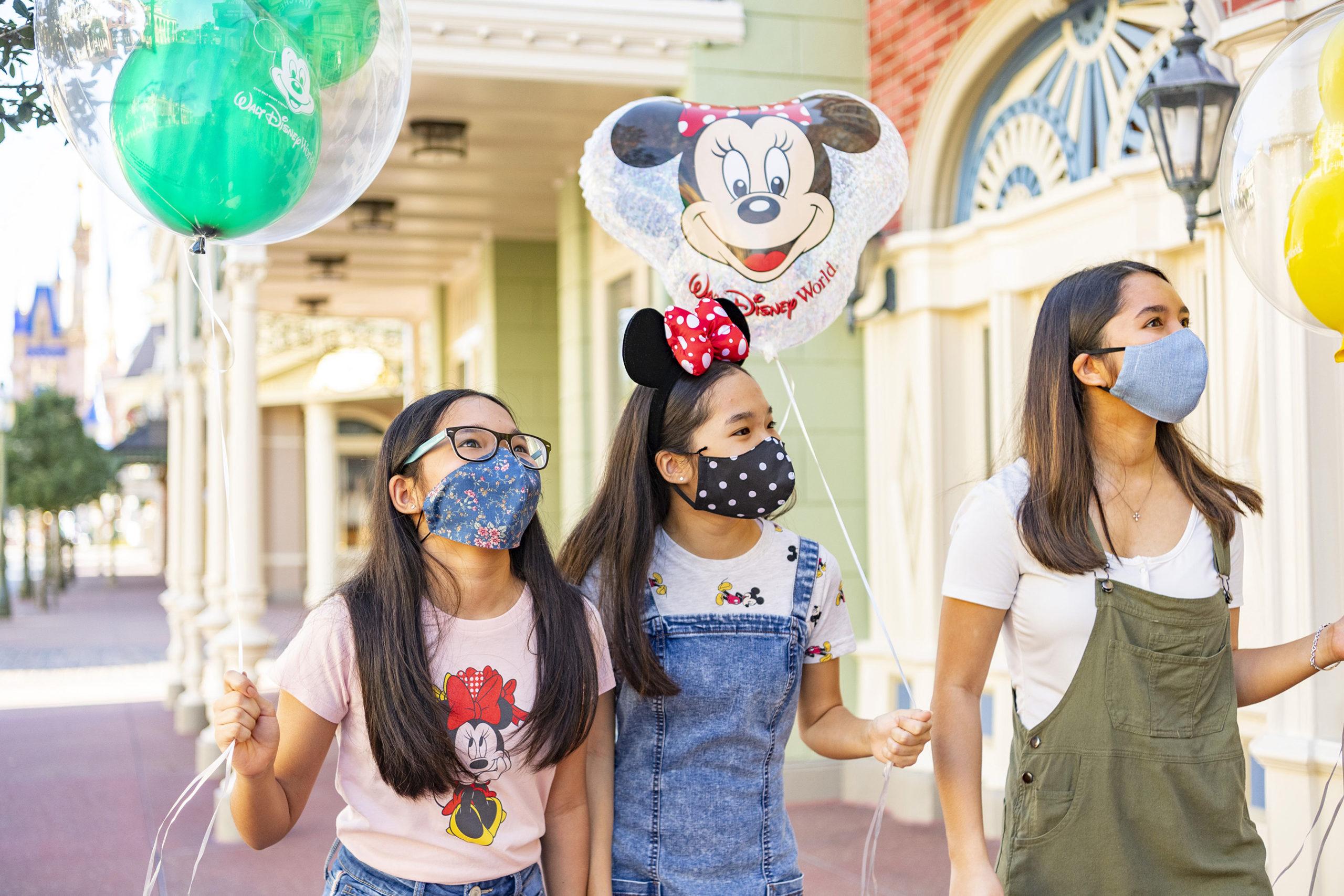 Disney Trip after a pandemic