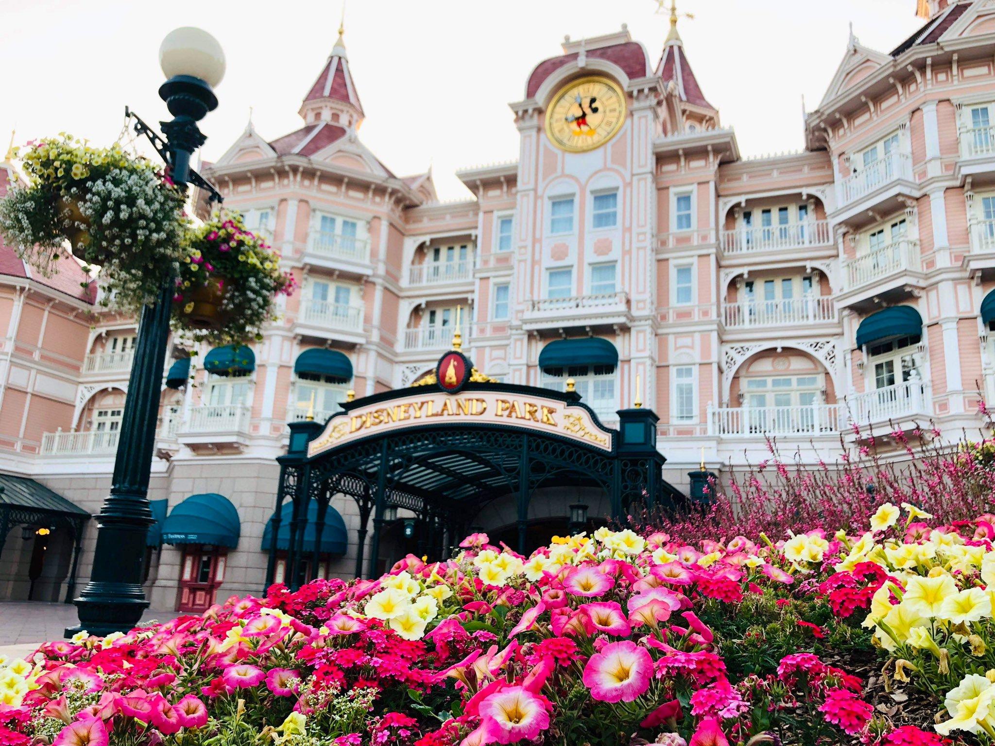 Disneyland Paris Reopening