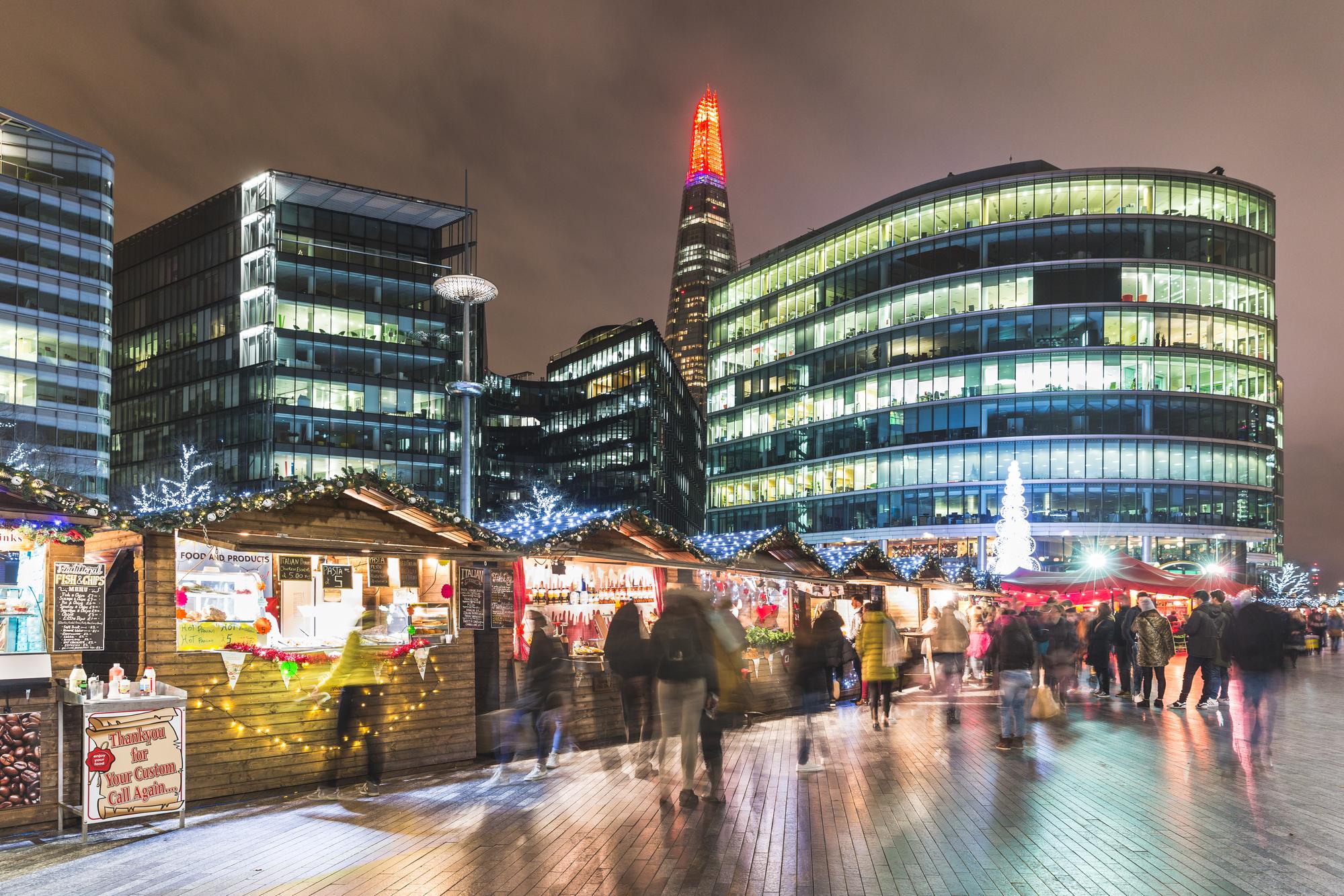 Fairytale Christmas Markets