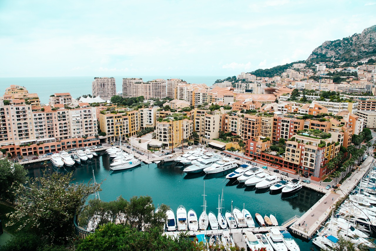 France on a budget - The French Riviera