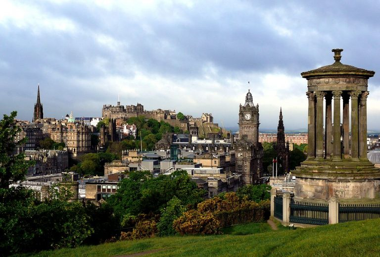 Things To Do in Edinburgh with Kids - Calton Hill
