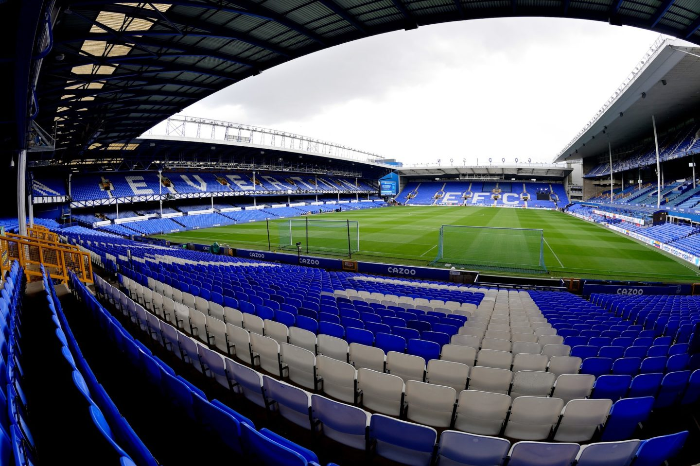 Things to do in Liverpool - Everton Fc Stadium