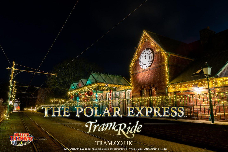 Polar Express Train Ride - Seaton Tram