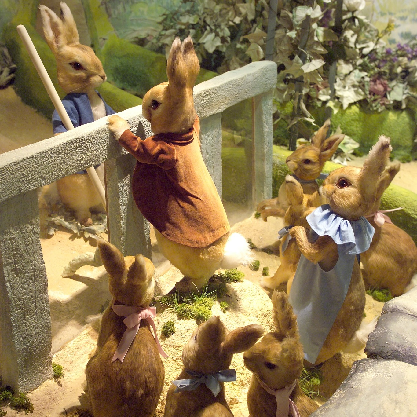 Things To Do in Lake District - The World Of Beatrix Potter Attraction