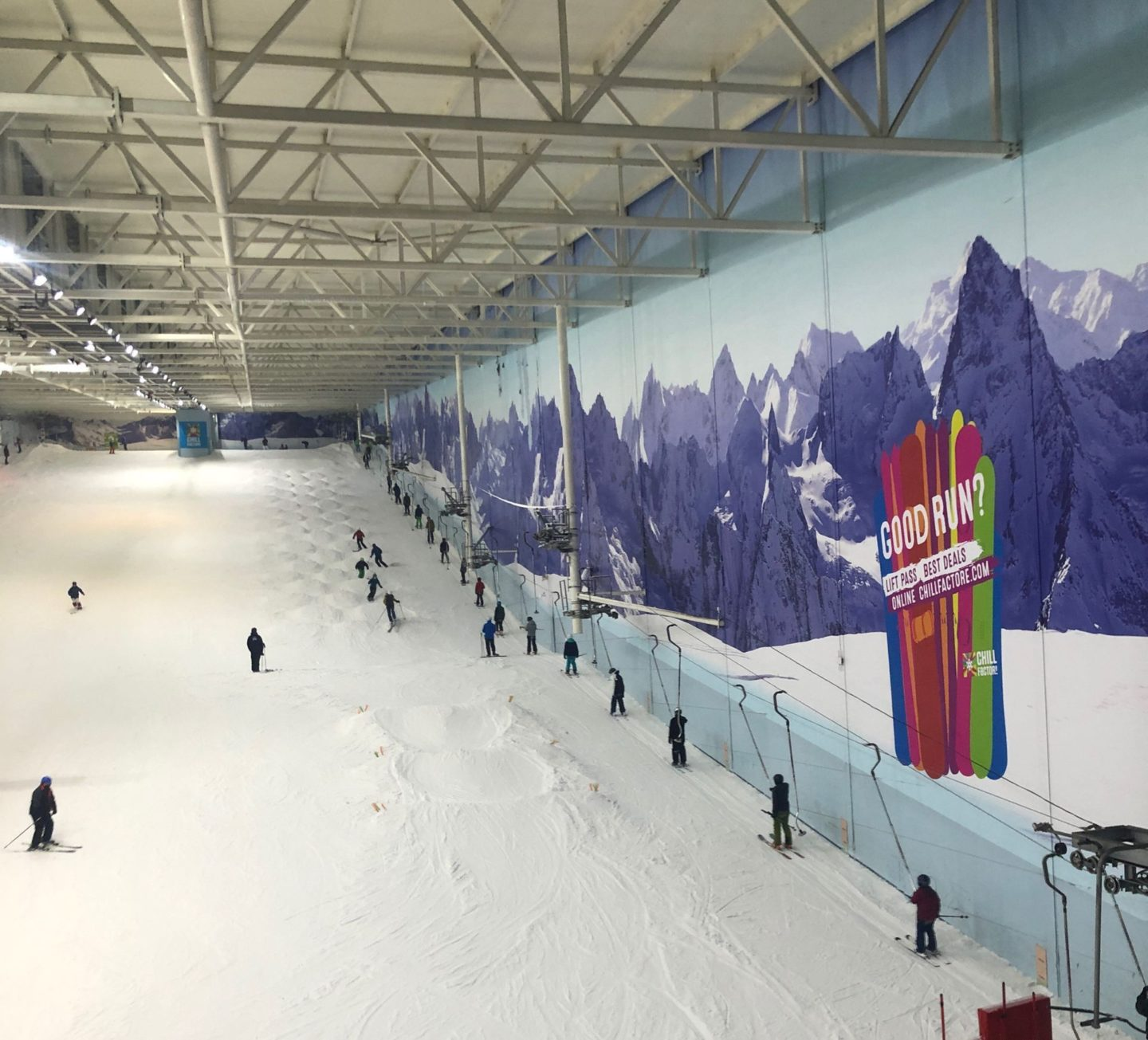 Things To Do in Manchester For Kids - Chill Factore