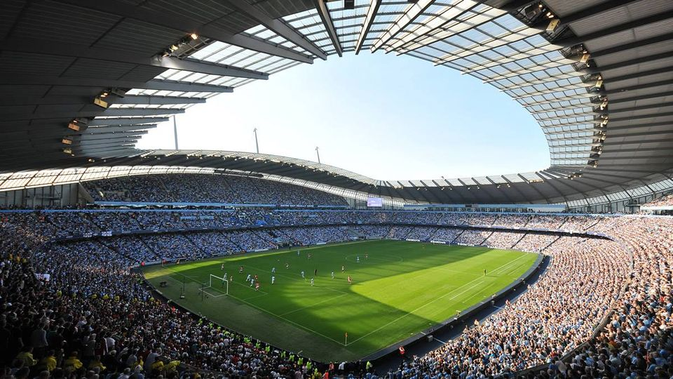 Things To Do With Kids in Manchester - Man City Stadium Tour