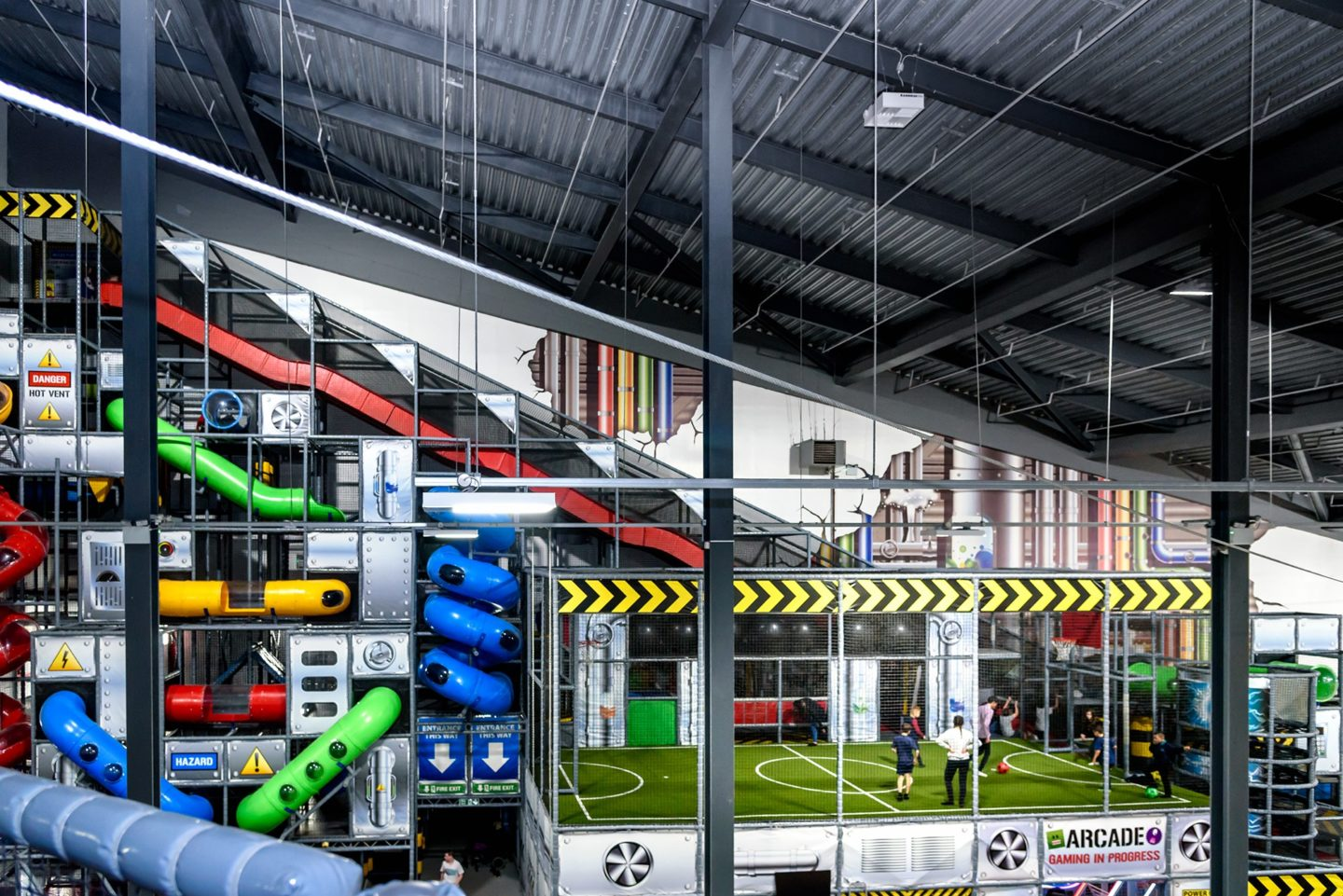 Things To Do With Kids in Manchester - Play Factore